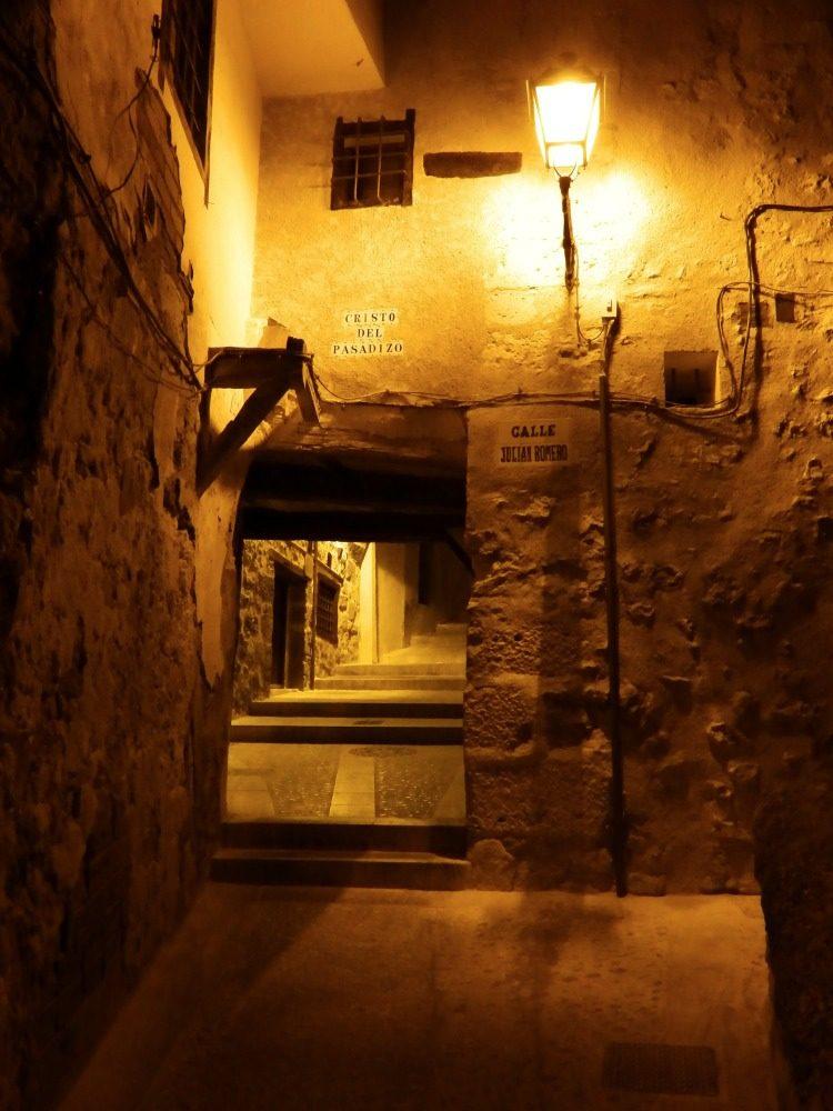 Visita guiada nocturna de Cuenca Guiada