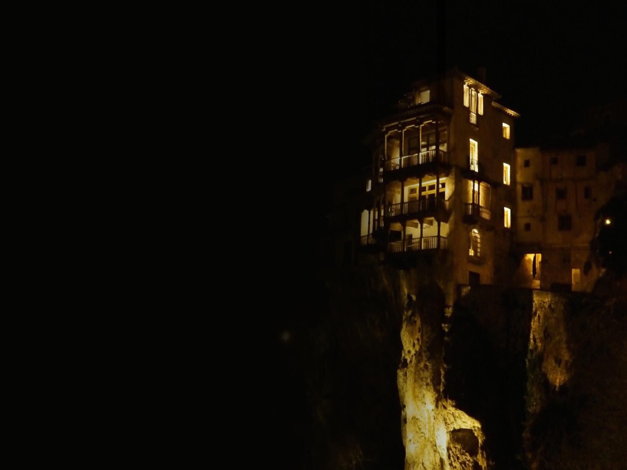 Las Casas Colgantes de Cuenca