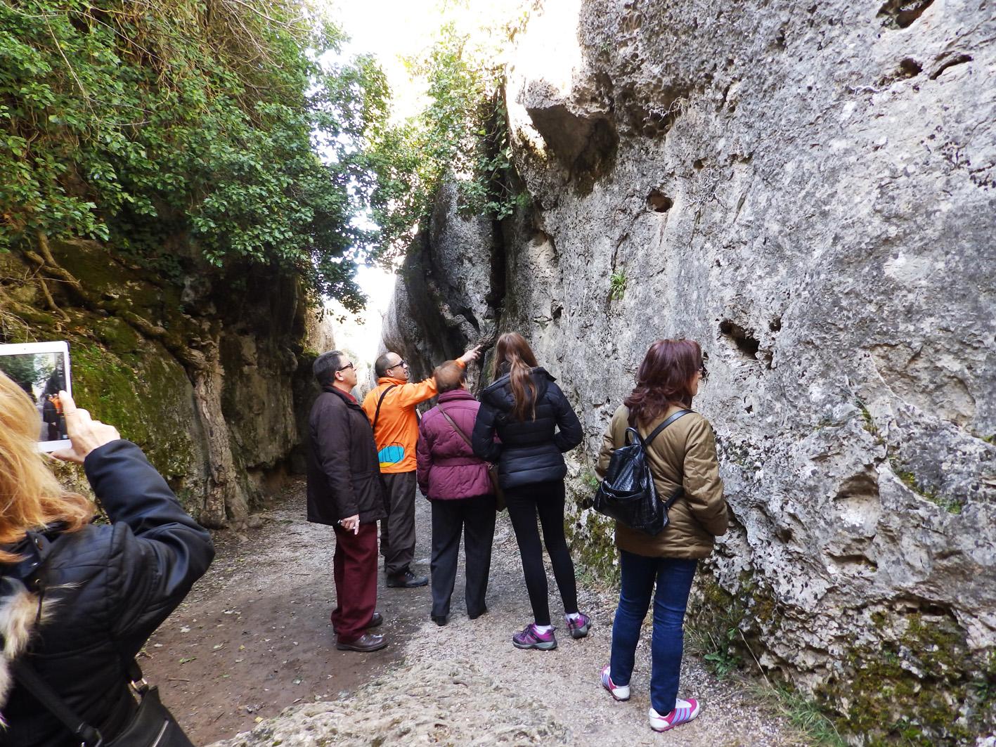 Visita Guiada a la Ciudad Encantada