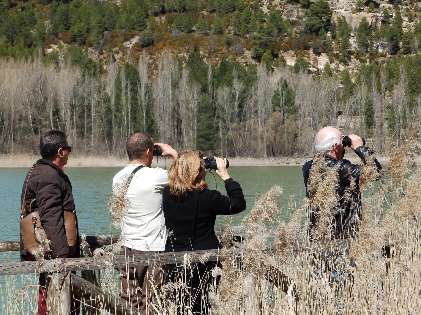 Visita Guiada en la Laguna de Uña