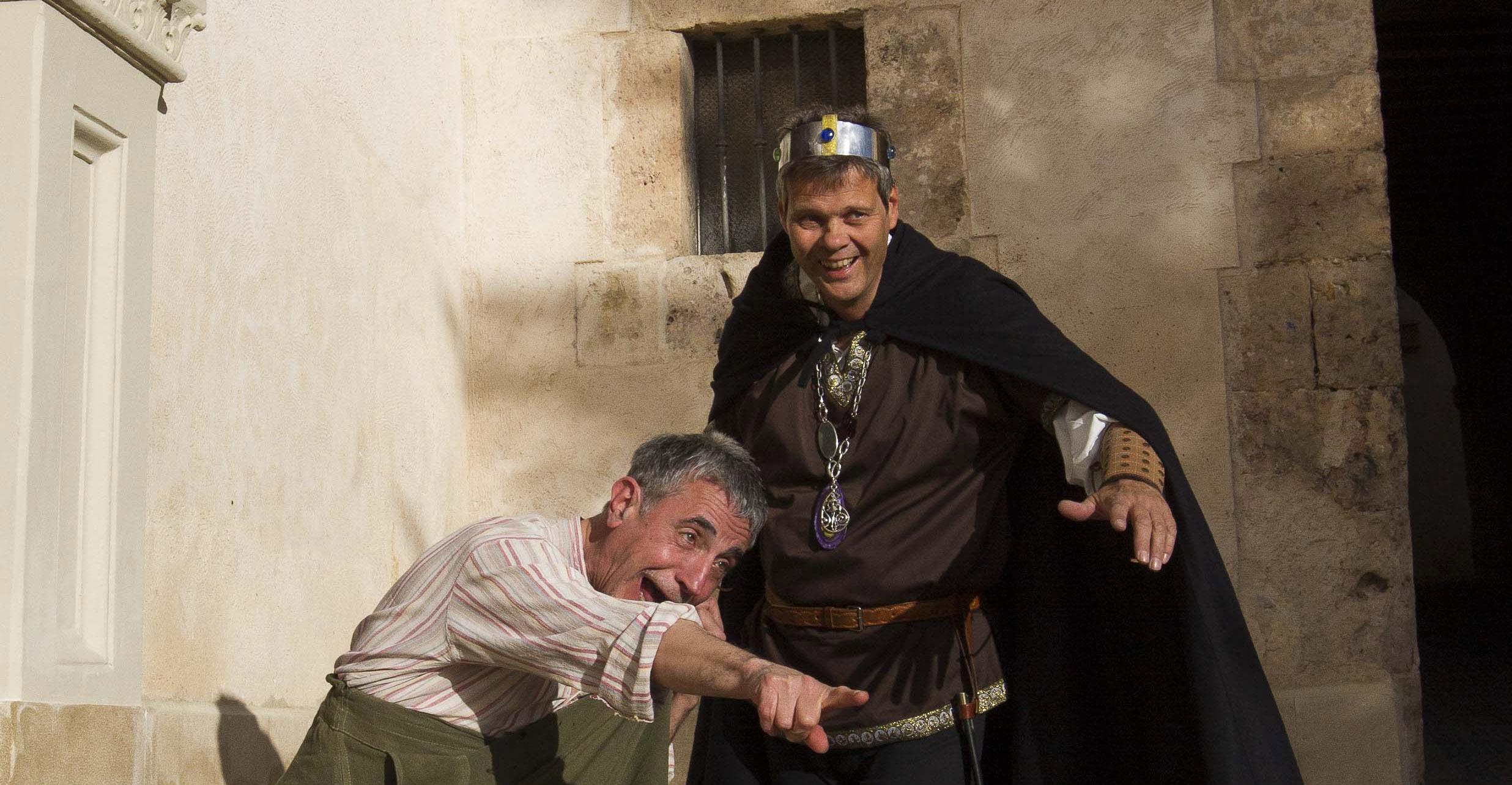 Visita Teatralizada en Cuenca