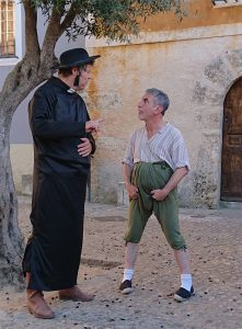 Visita Teatralizada con Jurgen y Jabibi