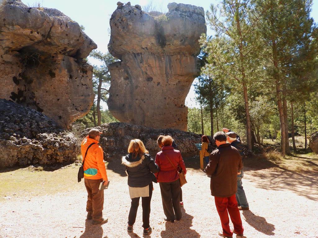 Los Amantes de Teruel en la Ciudad Encantada