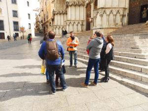 Inicio del Free Tour Cuenca