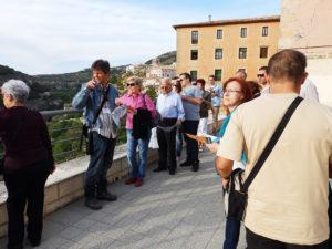 Mirador sobre el Júcar en Free Tour Cuenca