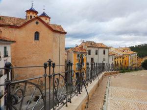 La iglesia San Felipe Neri en Free Tour Cuenca