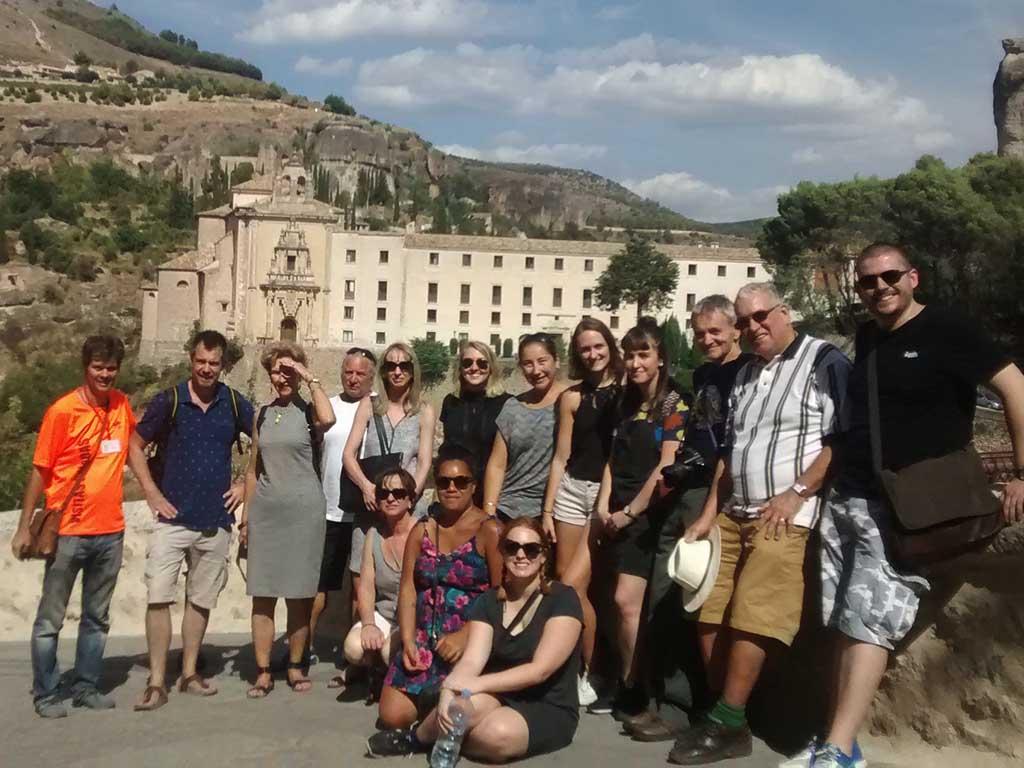 Vista guiada Cuenca Medieval