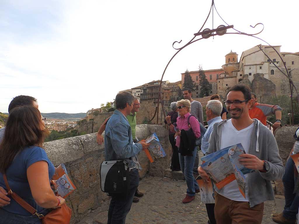 Visita Guiada por Cuenca Medieval en la ruta de Flandes