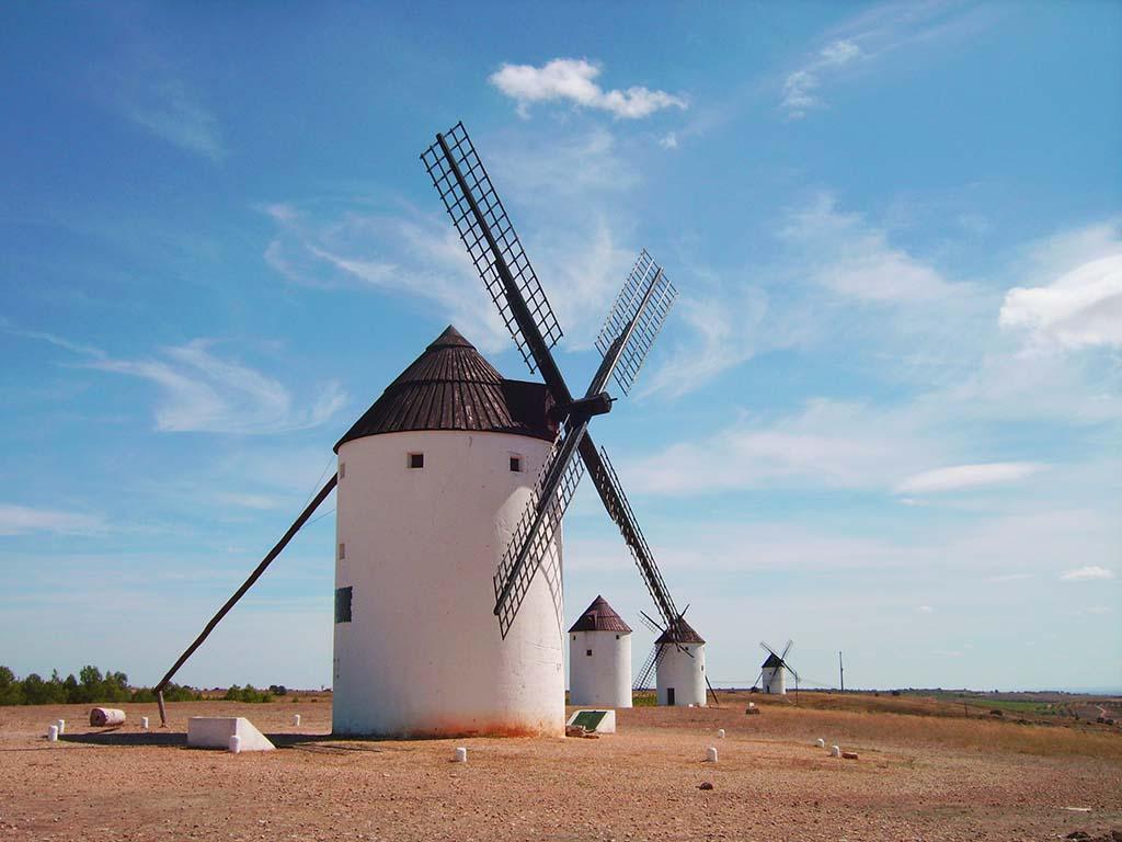 Molinos del Quijote