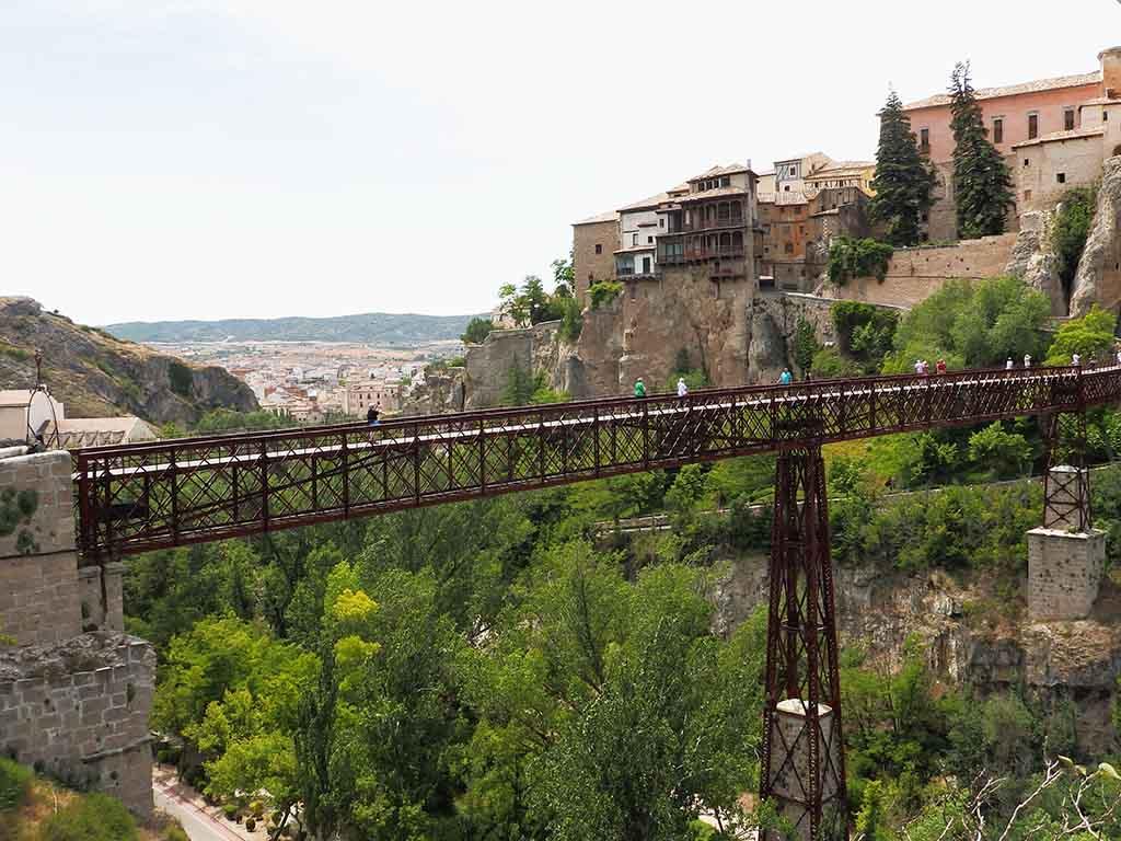 Puente de San Pablo y las Casas Colgadas