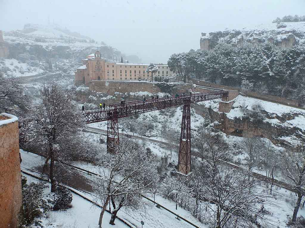 Puente y Convento de San Pablo