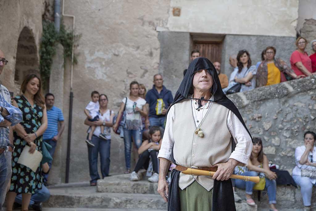 Visita Teatralizada con Cuenca Guiada