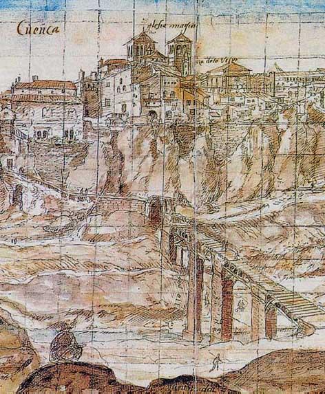 Puente de San Pablo de Van den Wijngaerde
